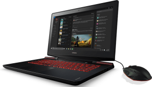 Lenovo IdeaPad Y series gaming laptop