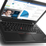 Lenovo ThinkPad X260 - 12,5 calowy olbrzym