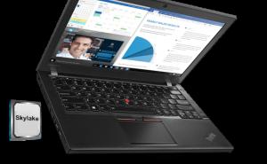 ThinkPad X260 to kompaktowy laptop, który dedykowany jest głównie osobom związanym z szeroko rozumianym biznesem