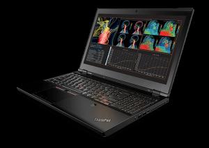 Model ThinkPad P50s został wyposażony między innymi w niskonapięciowy procesor Skylake-U Intel Core i7 szóstej generacji i kartę graficzną Nvidia Quadro M500M