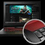 Gamingowy laptop Lenovo Y910