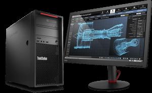 Lenovo ThinkStation to stacje robocze przeznaczone do bardzo wymagających zadań