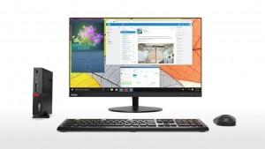 Lenovo ThinkCentre M710 to w tej wyjątkowo popularnej opcji jedynie procesor Core i3 siódmej generacji